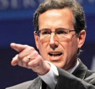 Rick Santorum is back. Didn't we fire him?